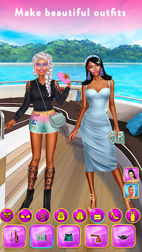 Superstar Stylist Dress Up apktram screenshots 8