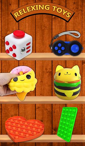 Fidget Toys 3D: Pop it Antistress 3D Calming Games  screenshots 7