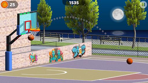 Basketball: Shooting Hoops 2.6 screenshots 9