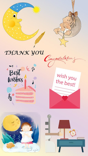 WAStickerApps Greetings Stickers For WhatsApp 1.0.10 screenshots 1