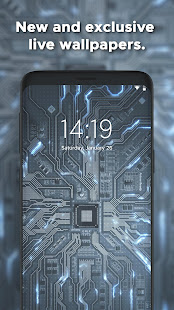 Live Wallpapers Screen Lock Ringtones W Engine Apps On Google Play