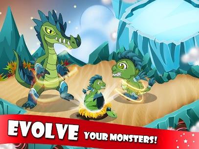 Monster City Mod APK [Unlimited Gems] | Latest version 2021 – Prince APK 3