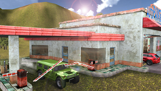 Extreme SUV Driving Simulator MOD APK (Unlock All Cars) 4