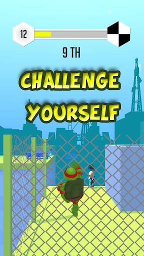 Code Triche Turtle Racing Game (Astuce) APK MOD screenshots 2