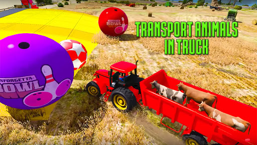 Code Triche Tracteur agricole: Superhero conduite (Astuce) APK MOD screenshots 1