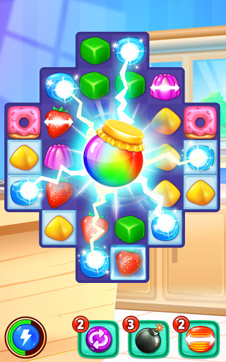 Gummy Paradise - Free Match 3 Puzzle Game 1.5.4 screenshots 5
