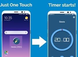Shortcut Timer - Just one touch