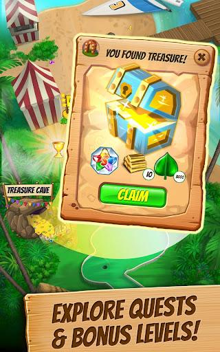 Cascade: Jewel Matching Adventure  screenshots 2