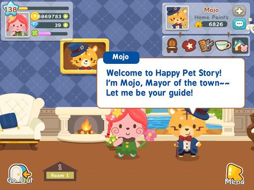 Happy Pet Story: Virtual Pet Game 2.2.3 Screenshots 11