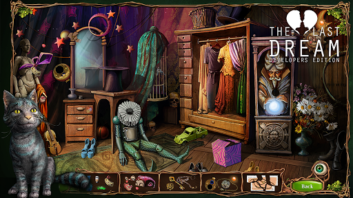 The Last Dream - Puzzle adventure  screenshots 3