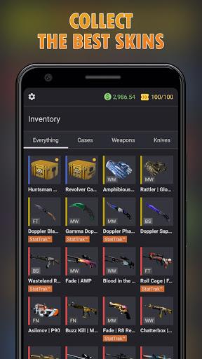 Counter-Strategy -  CS GO Simulator & Case Opening 1.5.0 screenshots 5