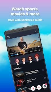 HikeLand - Ludo, Video, Chat, Sticker, Messaging Screenshot