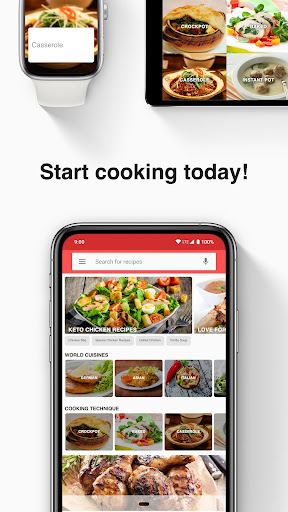 Chicken Recipes: Quick and easy chicken recipes 11.16.155 screenshots 2