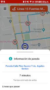 UNE Transporte Sonora 5