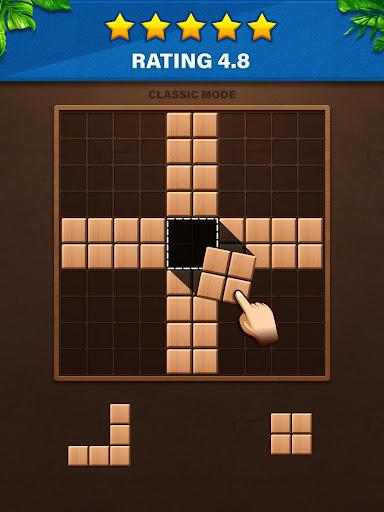 Fill Wooden Block: 1010 Wood Block Puzzle Classic  screenshots 6