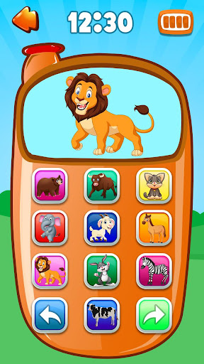 Baby Phone for Kids - Toddler Games apktreat screenshots 2