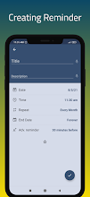 Reminder - Add Easy Reminders Hourly & Daily screenshot thumbnail