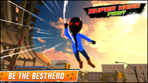 Super Hero fight game : spider boy fighting games 1.0.3 screenshots 3