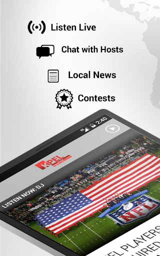 96.5 KPEL - Lafayette News Radio (KPEL-FM) 2.3.0 screenshots 4