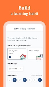 Babbel MOD APK – Learn Languages – Spanish, French & More [Premium Subscription] 5