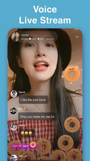 Wave Live - Voice Chat Live Streaming App apktram screenshots 2