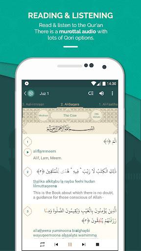 Quran English apktram screenshots 4