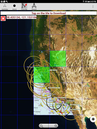 i-Boating:Marine Navigation Maps & Nautical Charts modavailable screenshots 16
