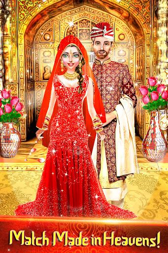 Traditional Wedding Salon - Makeup & Dress up Game Apkfinish screenshots 23