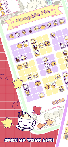 🥧🍁 Kawaii Sudoku | Cute Chibi Logic Puzzle Game  screenshots 1