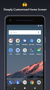 Apex Launcher Pro Screenshot