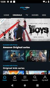Amazon Prime Mod Apk v3.0.285.22147 (Premium Unlocked) 1