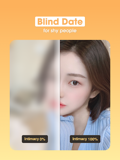 Blurry - Blind Dating android2mod screenshots 12