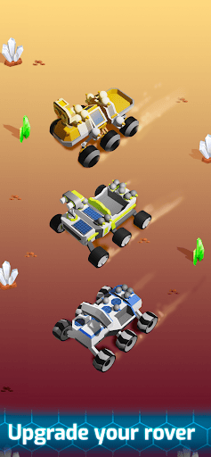 Space Rover: Idle planet mining tycoon simulator  screenshots 2