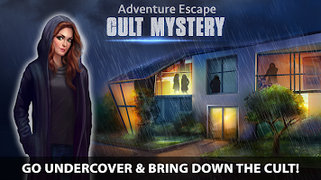 Adventure Escape: Cult Mystery