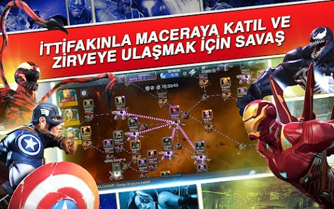 Marvel Contest of Champions Apk Download 2021 NEW 2