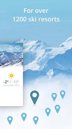 Snowthority: ski, snow, lift, slope map & ski info  Screenshots 3
