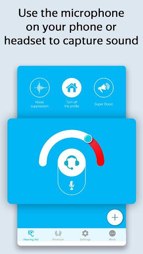 Petralex Hearing Aid App  Screenshots 2