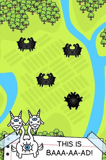 Goat Evolution - Mutant Goat Farm Clicker Game screenshots 3