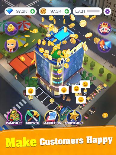 Crazy Night:Idle Casino Tycoon screenshots 8