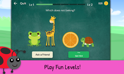 The Moron Test: Challenge Your IQ with Brain Games 3.50.12 screenshots 5
