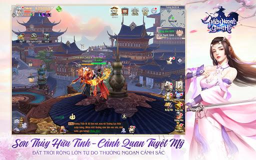 Thiu00ean Ngou1ea1i Giang Hu1ed3 - Thien Ngoai Giang Ho apktram screenshots 8