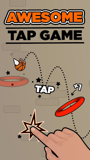 Flappy Dunk 1.7.8 pic 1
