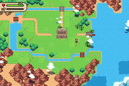 Evoland 2 modavailable screenshots 5