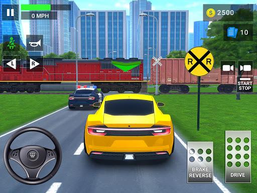 Driving Academy 2: Car Games & Driving School 2021  screenshots 9
