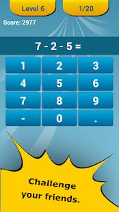Math Challenge - Brain Exercise
