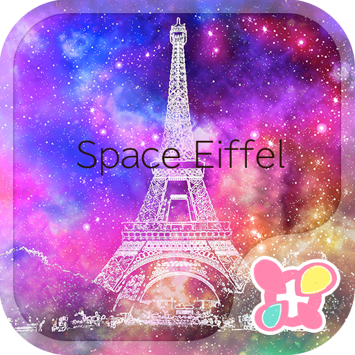 Paris Wallpaper-Space Eiffel- For PC Windows (7, 8, 10 and 10x) & Mac Computer