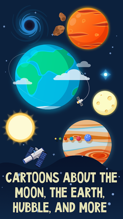 Star Walk Kids ⭐️ Become a Space Explorer ⭐️  poster 1