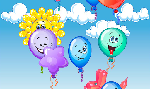 Balloons for kids  screenshots 2