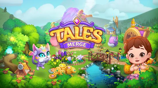 Merge Tales - Merge 3 Puzzles