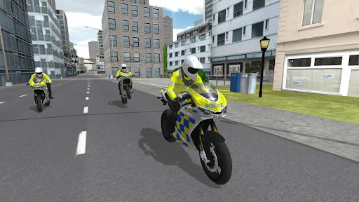 Police Motorbike Simulator 3D screenshots 19